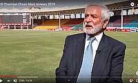 PCB Chairman Ehsan Mani reviews 2019