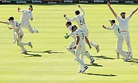 2nd Test South Africa v England: England win by 189 runs
