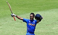 Jurel century inspires India's Quadrangular Final win