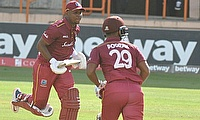 West Indies outplay Ireland in 3rd ODI in Grenada