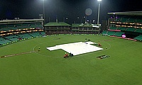 Match abandoned between Sydney Sixers and Hobart Hurricanes in BBL