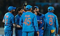All-round India register 36-run victory in 2nd ODI to set up decider in Bengaluru