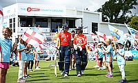 England fixtures cement The 1st Central County Ground's position as home of women's cricket