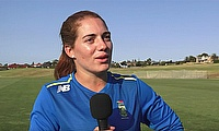 Trisha Chetty & Nadine de Klerk Share Their Thoughts on Warm-up Match