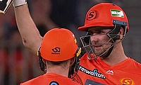 Sydney Thunder scorched by Perth Scorchers as they go down by 8 wickets in BBL