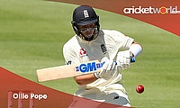 Cricket World Player of the Week - Ollie Pope