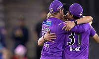 Hobart Hurricanes beat Melbourne Renegades by 4 runs in BBL classic at the Marvel Stadium