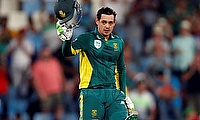 CSA name De Kock as Proteas ODI captain & announce ODI squad to play England