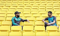 Mohammad Hafeez in Conversation with Shoaib Malik