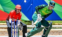 Bryce Parsons of South Africa during the ICC U19 Cricket World Cup Group D match between South Africa and Canada