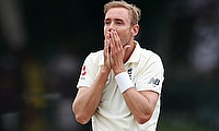 Stuart Broad Fined for Breaching the ICC Code of Conduct