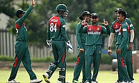 ICC U19 Cricket World Cup: Player replacement for Bangladesh