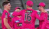Sydney Sixers beat Melbourne Stars in the BBL Qualifier at the MCG