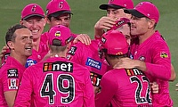 Sydney Sixers crowned 2019-20 KFC Big Bash League champions