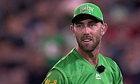 Melbourne Stars Losing BBL 09 Final Captain Glenn Maxwell speaks to the Media