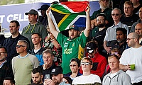South Africa Thanks It's 12th Man