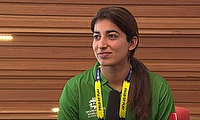ICC Women's T20 World Cup - Interviews with the Pakistan Women's Team