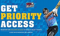 Blast Passes sold out after record-breaking sales
