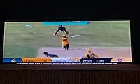 Peshawar Zalmi v Multan Sultans at Army Stadium Large Screen Viewing