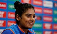 Indian Women's ODI captain Mithali Raj