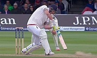 Ben Stokes Hits Fastest Century At Lord's v New Zealand 2015
