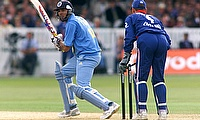 Who would have predicted that: Ganguly's famous shirt wave as India pip England to the post in Natwest Trophy final