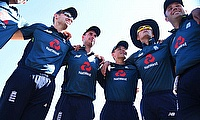 England Physical Disabilities Cricket squad are challenging themselves to complete a marathon a day