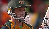 Michael Hussey snatches victory from jaws of defeat in 2010 T20 World Cup semi-final
