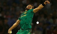 Who would have predicted that: It's Boom Boom with the ball as Shahid Afridi claims 7/12