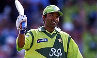 Cricket World Rewind: #OnThisDay - Saeed Anwar breaks record for highest ODI score with 194 against India