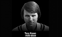 Tony Brown 1936-2020