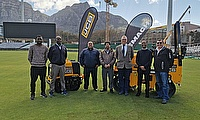 Kemach Equipment boost upkeep of facilities for CSA