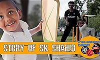 The Story of SK Shahid (Wonder Boy) | Free-wheeling Chinmoy