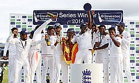 Cricket World Rewind: #OnThisDay - Sri Lanka take Test series 1-0 with last-ball victory against England, Angelo Mathews shines with 160