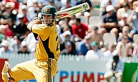 Who would have predicted that: Matthew Hayden at his destructive best in 2007 World Cup ton against South Africa