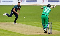 Ireland will return to international cricket against England in three ODIs