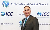 ICC Chief Executive Manu Sawhney