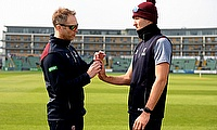 Ireland coaching staff welcome Stuart Barnes for ODI series against England
