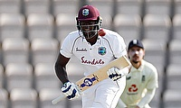 West Indies' Jason Holder