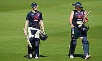 Eoin Morgan and Andrew Balbirnie preview England v Ireland ODI series