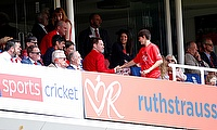 #RedForRuth raises over £870,000 for the Ruth Strauss Foundation