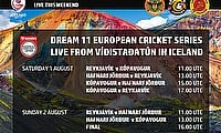 European Cricket Series Iceland T10