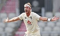 Stuart Broad fined for breaching ICC code