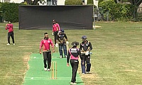 BC Cricket Championship: Action from the semi final - BC Champions won by 7 wickets
