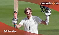 Cricket World Player of the Week - Zak Crawley