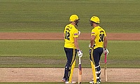 Hampshire batsmen