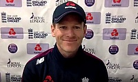 Eoin Morgan looks ahead to England v Australia ODI series