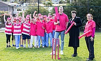 Peter Siddle launches Pink Stumps Day season for McGrath Foundation
