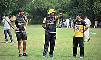Peshawar Zalmi enter stage 5 of MG Zalmi Camp