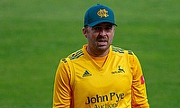 Chris Nash - on the move from Notts Outlaws